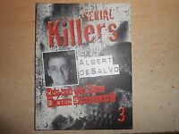 7 true crime dvd's with booklets and 28 true crime magazines