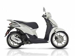 2018 Piaggio Liberty 150 ABS