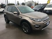 2015 Land Rover Discovery Sport LC SD4 HSE Kaikoura Stone 9 Speed Automatic Wagon Kewdale Belmont Area Preview