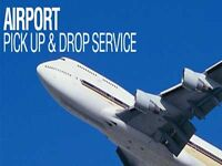 Airport Pickup and Drop off service- CHEAPER Than ÜBER!!