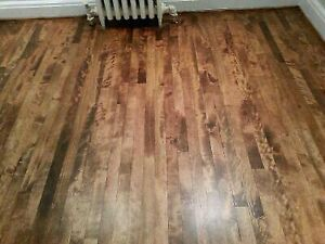 floor sanding  and finishing. 4383461770 West Island Greater Montréal image 7