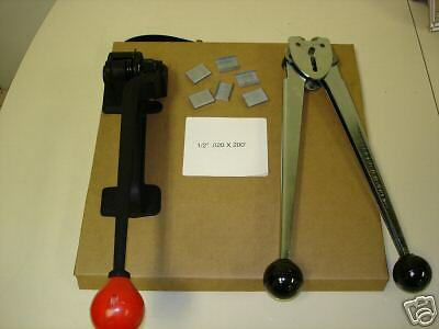 Steel Strapping Kit- Brand New 12