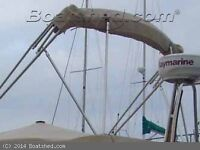 Wanted. Jeanneau Prestige 32 or Prestige 36 or any 2.4 mtrs wide approx Bimini Awning Shade.