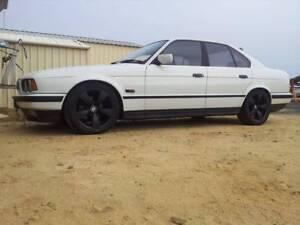 1995 BMW 5 Sedan 540i Rockingham Rockingham Area Preview