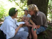 Social work in a summer camp for children with ASD