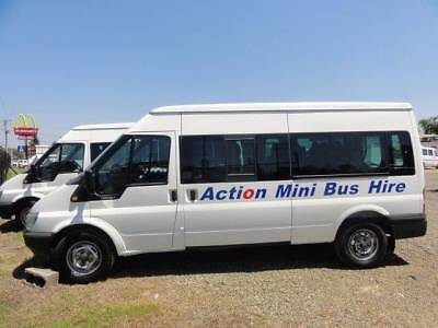 Drive Yourself Minibuses - Gold Coast Broadbeach Waters Gold Coast City Preview