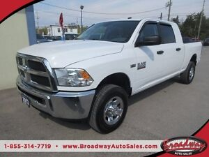 2013 Dodge Ram 2500 3/4 TON GREAT WORK TRUCK SLT MODEL 5 PASSENG