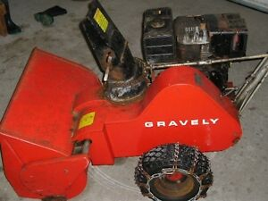 RECYCLE YOUR (FREE UNWANTED) LAWNMOWERS / SNOWBLOWERS / TILLERS