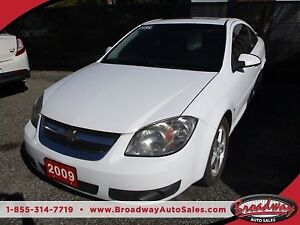 2009 Chevrolet Cobalt POWER EQUIPPED 'SPORTY' LT1 COUPE MODEL 5
