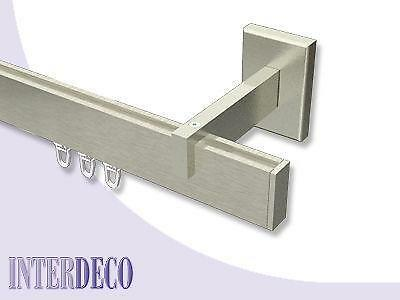gardinenstange chrom ebay. Black Bedroom Furniture Sets. Home Design Ideas