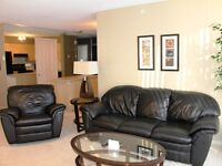 1.5 Bedroom 1 Bath Furnished Apartment in Downtown Calgary