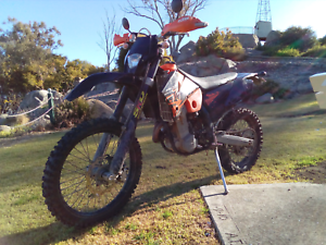 Ktm 450 exc Cowra Cowra Area Preview