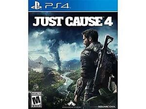 JUST CAUSE 4 PS4 (NEW)