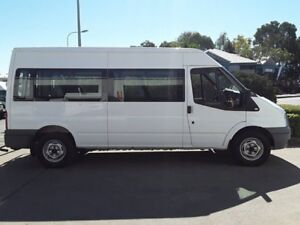 2012 Ford Transit VM Mid Roof White 6 Speed Manual Bus Acacia Ridge Brisbane South West Preview