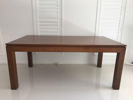 Tasmanian Oak Solid Wood Dining Table