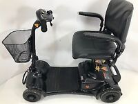2017 Rascal Ultra Lite 480 Electric 4 mph Travel Mobility Scooter inc Warranty
