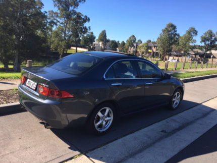2004 Honda Accord Euro Sports Luxury