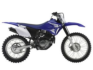 2016 Yamaha TT-R230