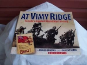 At Vimy Ridge:WW I Victory & On Juno Beach:Canada's D-Day Heros