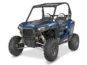 2016 Polaris RZR S 900 Blue Fire