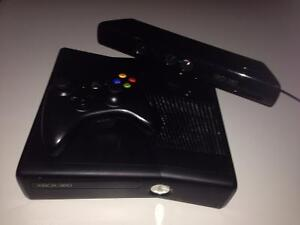 XBOX 360 + KINECT, HEADSET, CONTROLLERS & GAMES $1000 VALUE