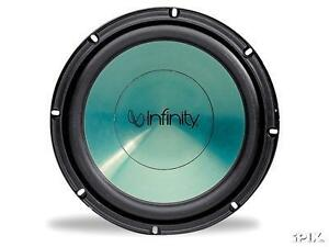 "WANT THAT BASS THIS SUMMER? 12"" INFINITI SUBWOOFER"