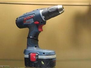 Drill a batterie 18V BOSCH / Model 34618 (7282420)