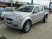 2009 Great Wall V240 K2 (4x2) Silver 5 Speed Manual Dual Cab Utility Fremantle Fremantle Area Preview