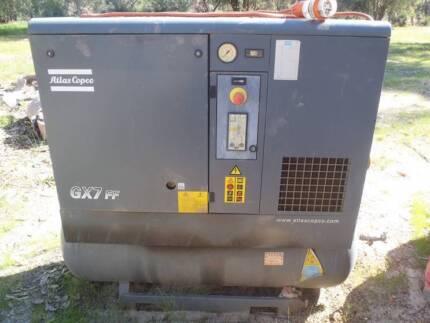 workshop air compressor