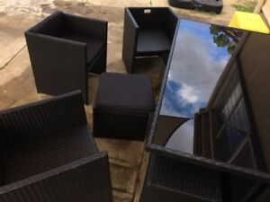Outdoor furniture Revesby Bankstown Area Preview