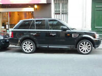Land Rover Range Rover Sport Supercharged 2007, 132 000 kms