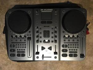 M-Audio Torque Xponent Advanced DJ Performance/Production System Sarnia Sarnia Area image 1