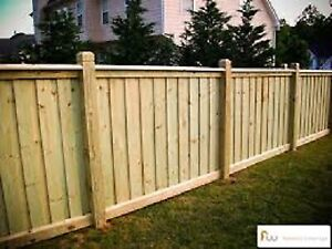Professional carpenters, specializing in Wood Fences affordable