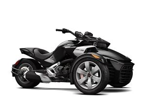 2016 Can-Am Spyder F3 6-Speed Semi-Automatic (SE6)
