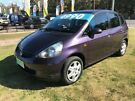 2007 Honda Jazz MY06 GLi Purple 5 Speed Manual Hatchback Clontarf Redcliffe Area image 2