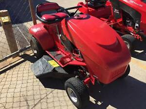 COX STOCKMAN RIDE ON MOWER Harristown Toowoomba City Preview