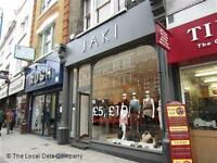 JAKI Ladieswear Sales Assistants Required