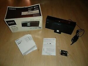 SONY NAS-SV20i NETWORK AUDIO SYSTEM FOR iPhoneiPod WIFI STREAM