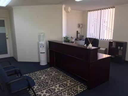 Office space in MIRANDA - free LUG parking, utilities included!