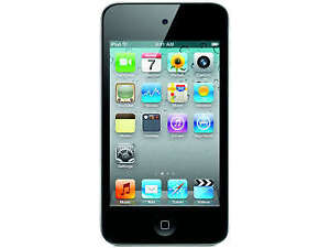 Ipod Touch, 4th generation in black