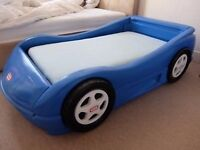 £100 Little Tikes Roadster Bed with Mattress