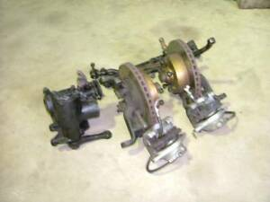 Bradfield disk brake conversion to suit early G.M. vehicles Sawyers Valley Mundaring Area Preview