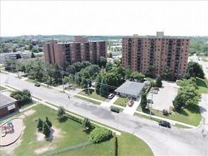 Fairway Rd and Courtland Rd: 37 and 49 Vanier Drive, Jr 1BR Kitchener / Waterloo Kitchener Area image 3