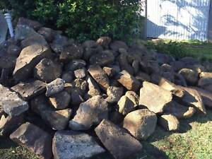 Granite Rocks for Landscaping / Retaining Wall The Gap Brisbane North West Preview