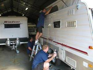 CARAVAN & CAMPER REPAIRS-ALTERATIONS-SERVICING-REFURB-ALL MAKES Wingfield Port Adelaide Area Preview