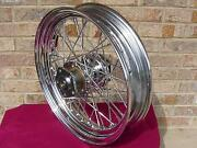 Harley Spoke Wheels