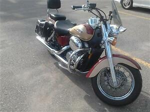 1999 Honda Shadow ACE (70k)