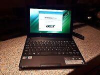 Acer black laptop OFFER ME NEED GONE