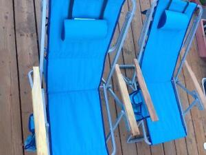 Outdoor Folding Chairs St. John's Newfoundland image 1