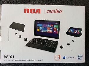 RCA Tablet/laptop and iphone 5c for trade